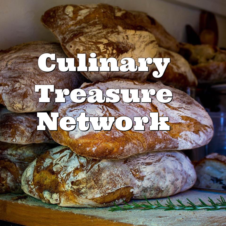 The Culinary Treasure Network Steven Shomler