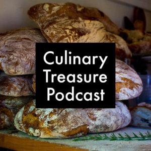Culinary Treasure Podcast by Steven Shomler