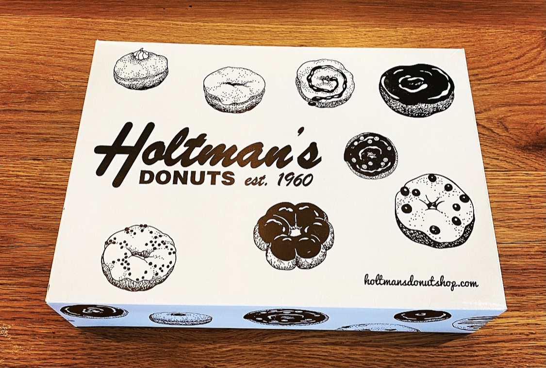 Katie Plazarin Holtman's Donuts Cincinnati Ohio – Culinary Treasure Podcast Episode 72 by Steven Shomler