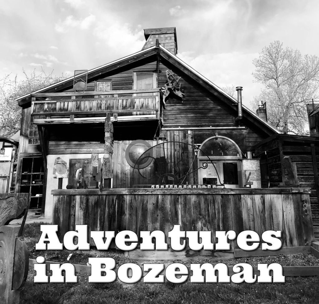 Adventures in Bozeman Steven Shomler Culinary Treasure Network