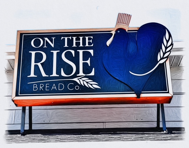 Fletcher Kasmer On The Rise Bread Co. – Culinary Treasure Podcast Episode 74 by Steven Shomler